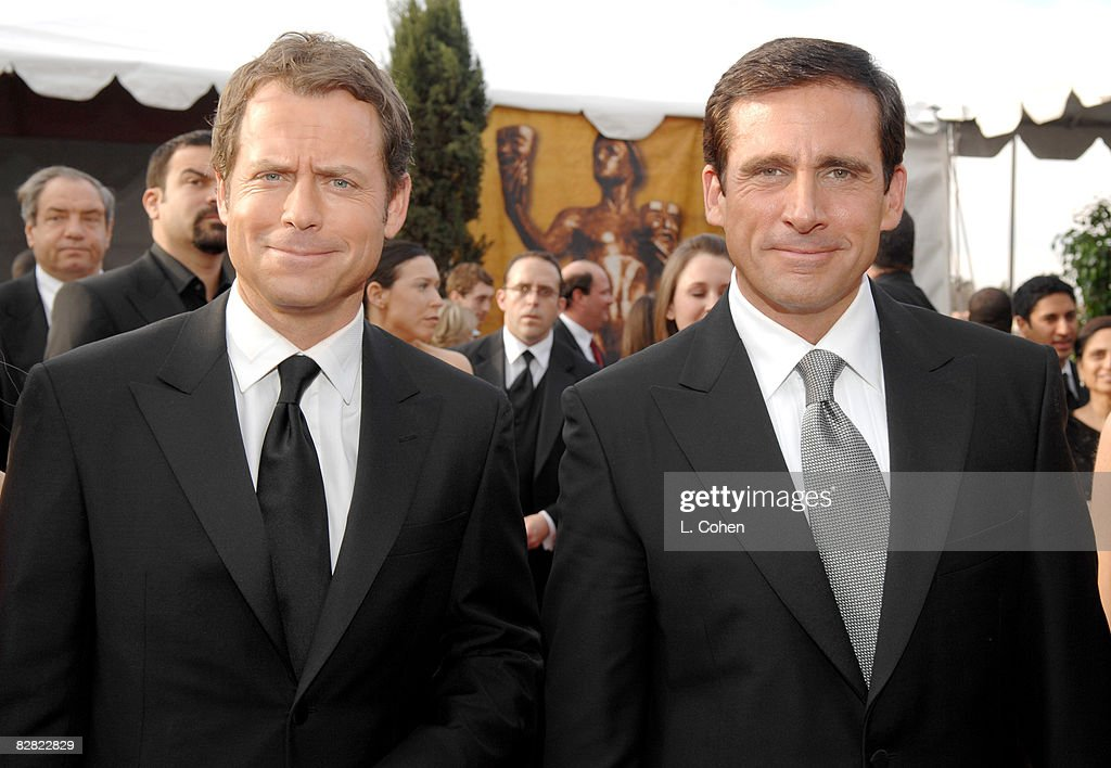 TNT/TBS Broadcasts 13th Annual Screen Actors Guild Awards - Red Carpet : Nieuwsfoto's