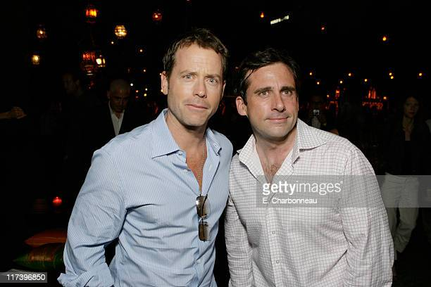 Greg Kinnear and Steve Carell during Fox Searchlight Pictures Premiere of Little Miss Sunshine at the Closing Night Celebration of The Los Angeles...