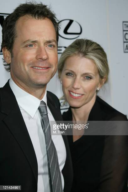 Greg Kinnear and wife, Helen Labdon during Lexus Hosts - 12th Annual Critics' Choice Awards - After Party at Viceroy Hotel in Santa Monica,...