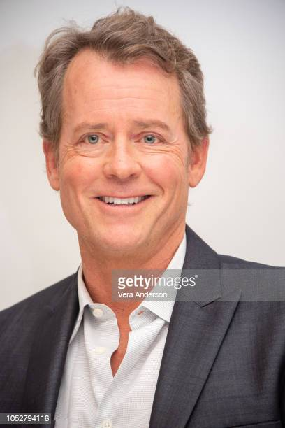 "Greg Kinnear at the ""House of Cards"" Press Conference at the Four Seasons Hotel on October 22, 2018 in Beverly Hills, California."