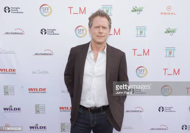 Greg Kinnear attends the 2019 Sarasota Film Festival on April 13, 2019 in Sarasota, Florida.