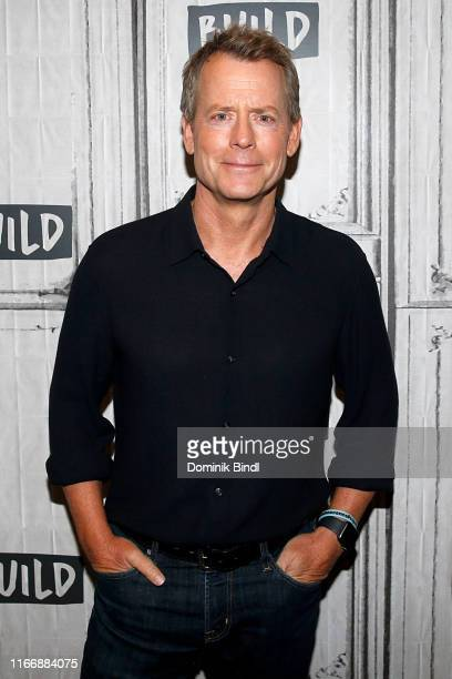 Greg Kinnear attends the Build Series to discuss 'Brian Banks' at Build Studio on August 08 2019 in New York City