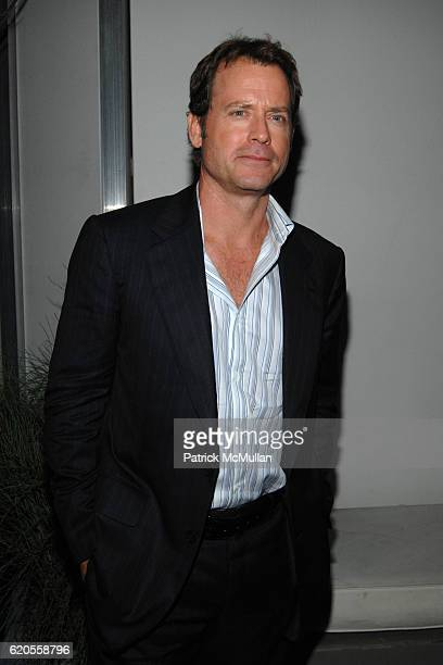Greg Kinnear attends THE CINEMA SOCIETY with BROOKS BROTHERS BOMBAY SAPPHIRE host the after party for GHOST TOWN at Soho Grand on September 15 2008...