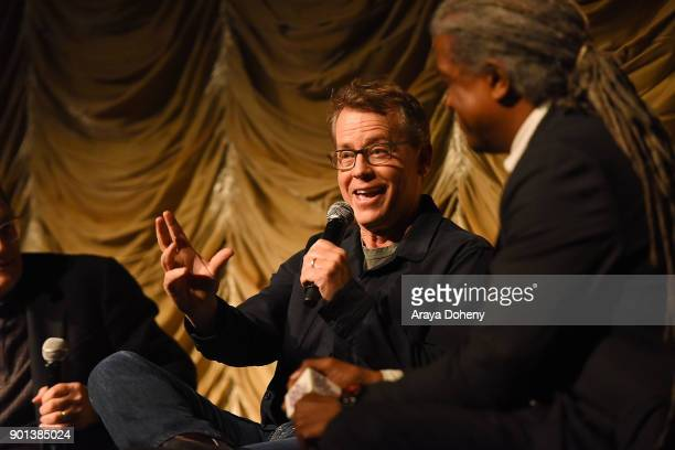 Greg Kinnear attends the Film Independent at LACMA presents 'Phillip K Dick's Electric Dreams' at Bing Theater At LACMA on January 4 2018 in Los...