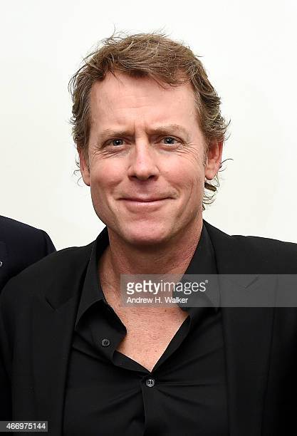 Greg Kinnear attends the SAMA Eyewear launch of deCODELos Angeles at Baccarat New York on March 19 2015 in New York City