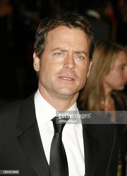 Greg Kinnear during 2007 Vanity Fair Oscar Party Hosted by Graydon Carter - Arrivals at Mortons in West Hollywood, California, United States.