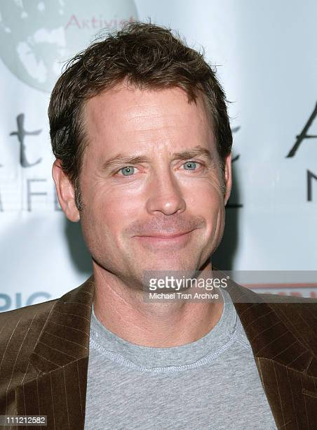 Greg Kinnear during Fast Food Nation Los Angeles Premiere Arrivals at Egyptian Theater in Hollywood California United States