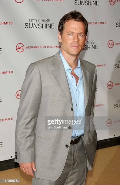 Greg Kinnear during Little Miss Sunshine New York City Premiere Outside Arrivals at AMC Loews LIncoln Square in New York City New York United States