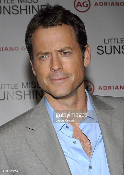 Greg Kinnear during Little Miss Sunshine New York Premiere Inside Arrivals at AMC Loews Lincoln Square in New York City New York United States