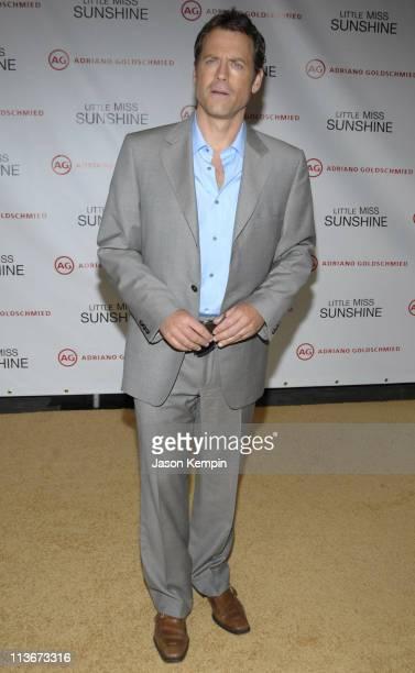 Greg Kinnear during Little Miss Sunshine New York Premiere Inside Arrivals at AMC Loews Lincoln Square in New York City New York United States