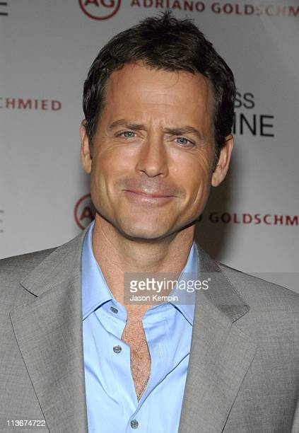 "Greg Kinnear during ""Little Miss Sunshine"" New York Premiere - Inside Arrivals at AMC Loews Lincoln Square in New York City, New York, United States."