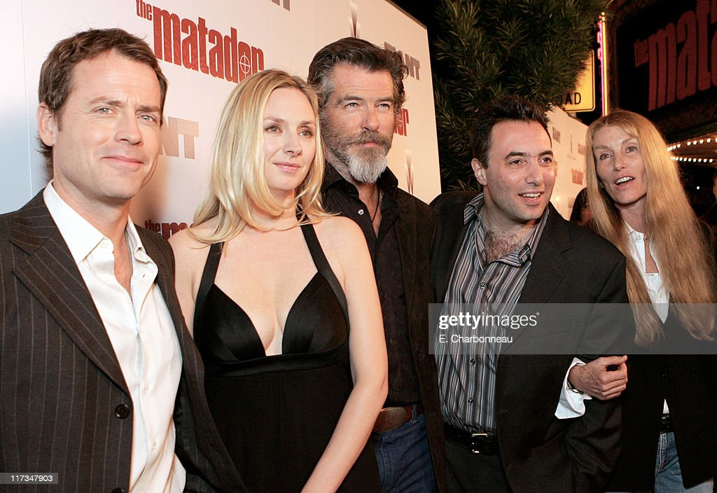 """The Weinstein Company's """"The Matador"""" Los Angeles Premiere"""