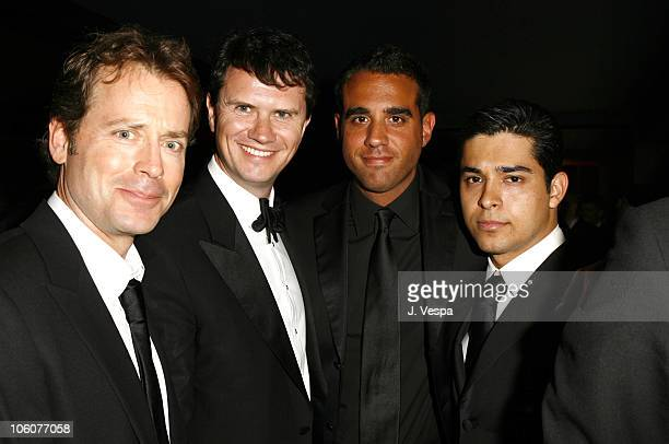 Greg Kinnear Peter Rice Bobby Cannavale and Wilmer Valderrama