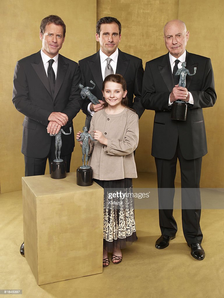 TNT/TBS Broadcasts 13th Annual Screen Actors Guild Awards - Gallery : News Photo