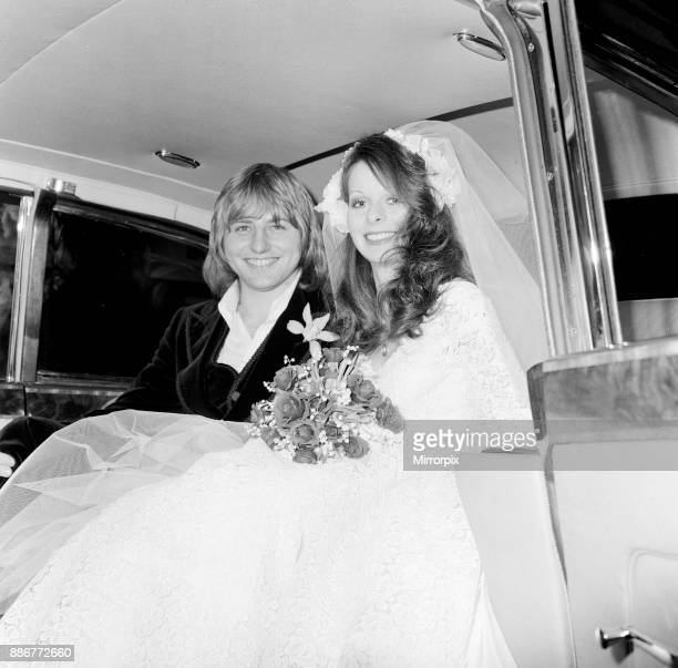 Greg Lake marries German model Regina Bottcher at St James Church London Greg Lake is a member of the pop group Emerson Lake and Palmer and King...