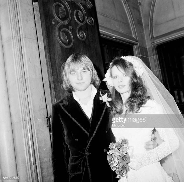 Greg Lake marries German model Regina Bottcher at St James Church, London. Greg Lake is a member of the pop group Emerson Lake and Palmer and King...