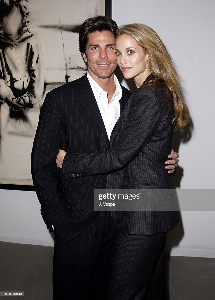 Greg Lauren Art Show Opening : News Photo