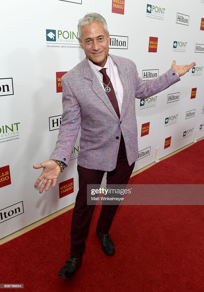 Point Honors Los Angeles 2017, Benefiting Point Foundation - Red Carpet