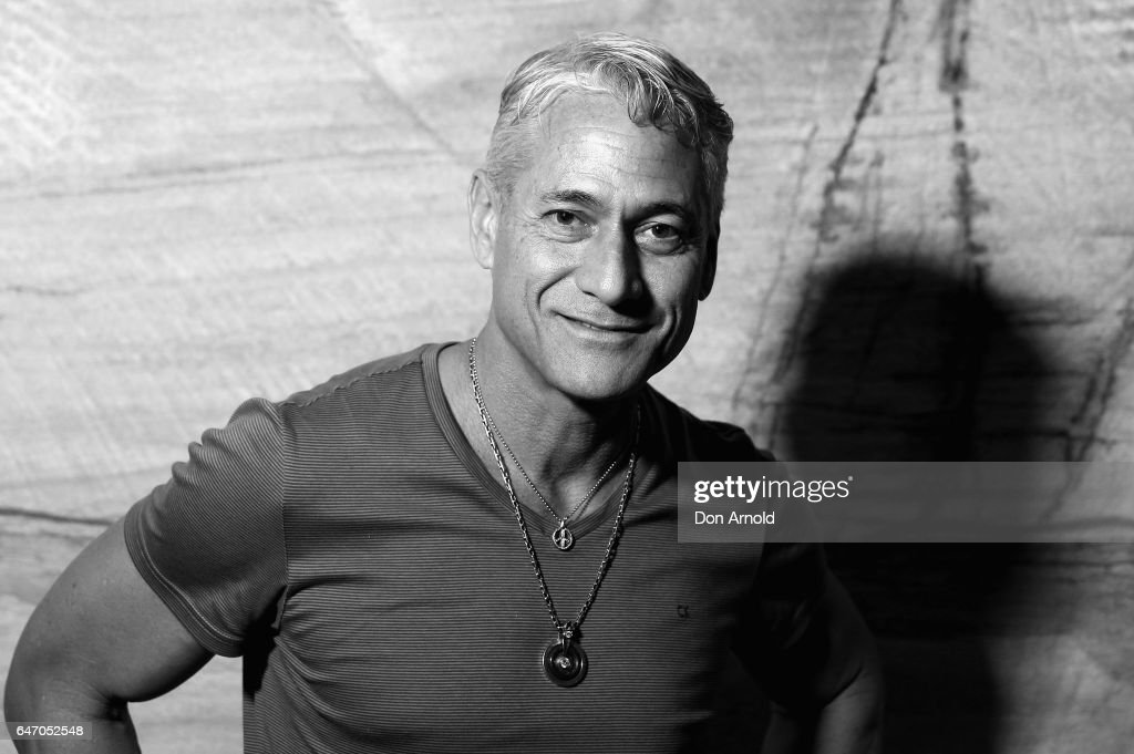 Greg Louganis poses during a Speak Out event on March 2, 2017 in Sydney, Australia.