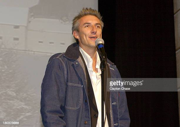 Greg McClean during 2005 Sundance Film Festival 'Wolf Creek' Premiere at Egyptian Theatre in Park City Utah United States