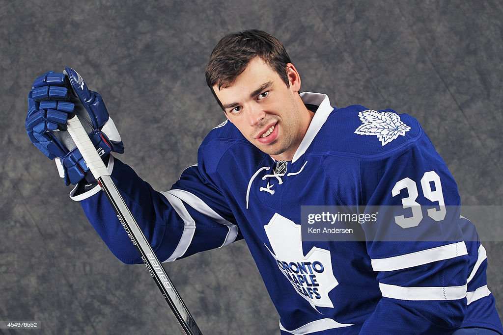 NHLPA - The Player's Collection - Portraits : News Photo