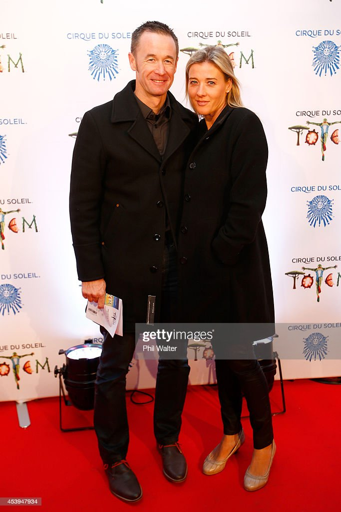 Auckland TOTEM From Cirque Du Soleil Opening Night - Arrivals