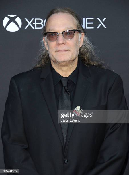 Greg Nicotero attends the 100th episode celebration off 'The Walking Dead' at The Greek Theatre on October 22 2017 in Los Angeles California