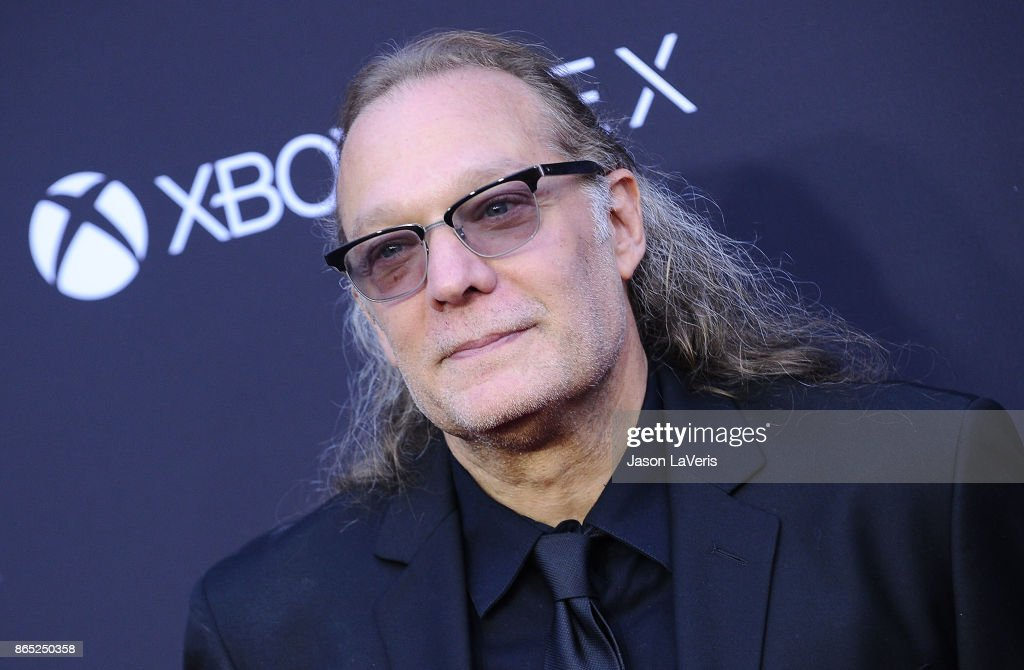 Greg Nicotero attends the 100th episode celebration off 'The Walking Dead' at The Greek Theatre on October 22, 2017 in Los Angeles, California.