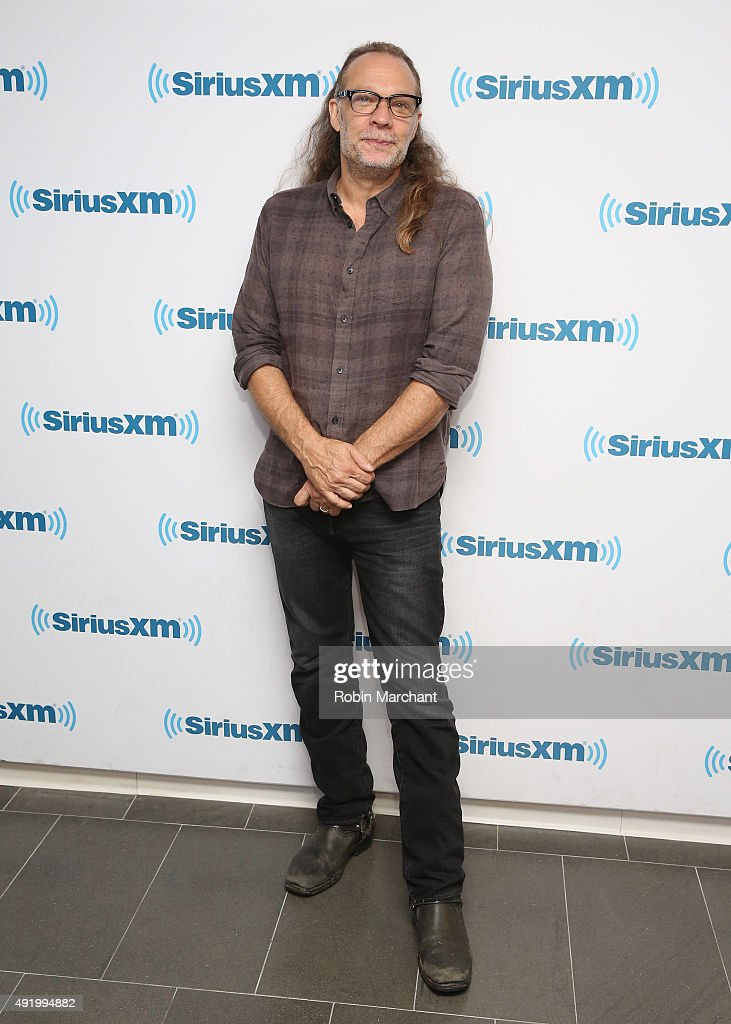 Greg Nicotero visits at SiriusXM Studios on October 9, 2015 in New York City.