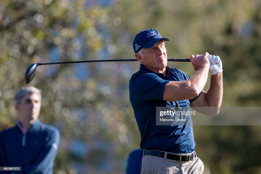 PNC Father/Son Challenge - Round One : News Photo