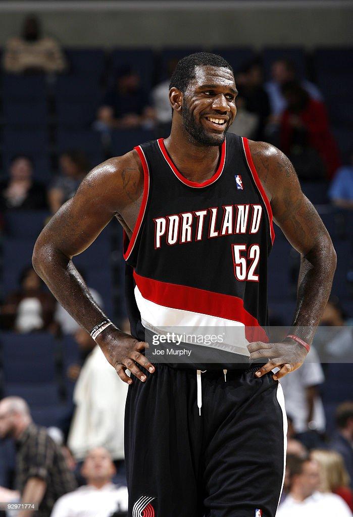 Portland Trail Blazers v Memphis Grizzlies