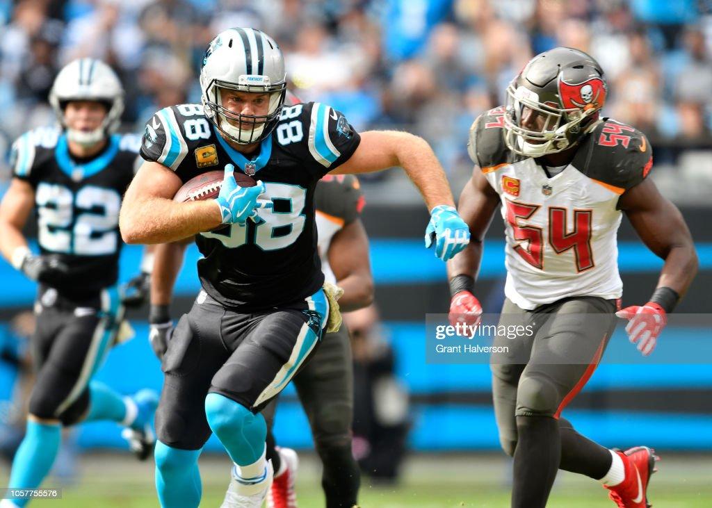 Tampa Bay Buccaneers v Carolina Panthers : Fotografia de notícias