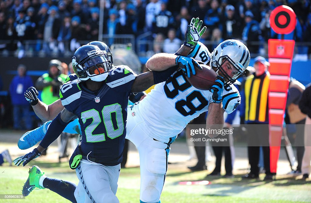Divisional Round - Seattle Seahawks v Carolina Panthers