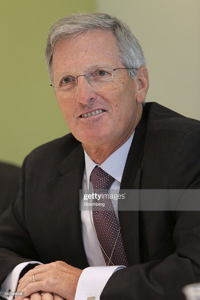 Greg Page, chairman and chief executive officer of Cargill ...