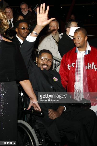 Greg Page during Muhammad Ali Center Grand Opening Red Carpet at Muhammed Ali Center in Louisville Kentucky United States