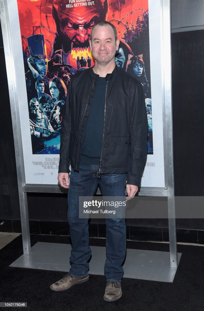 """Los Angeles Special Screening Of CBS Films And Lionsgate's """"Hell Fest"""" : News Photo"""