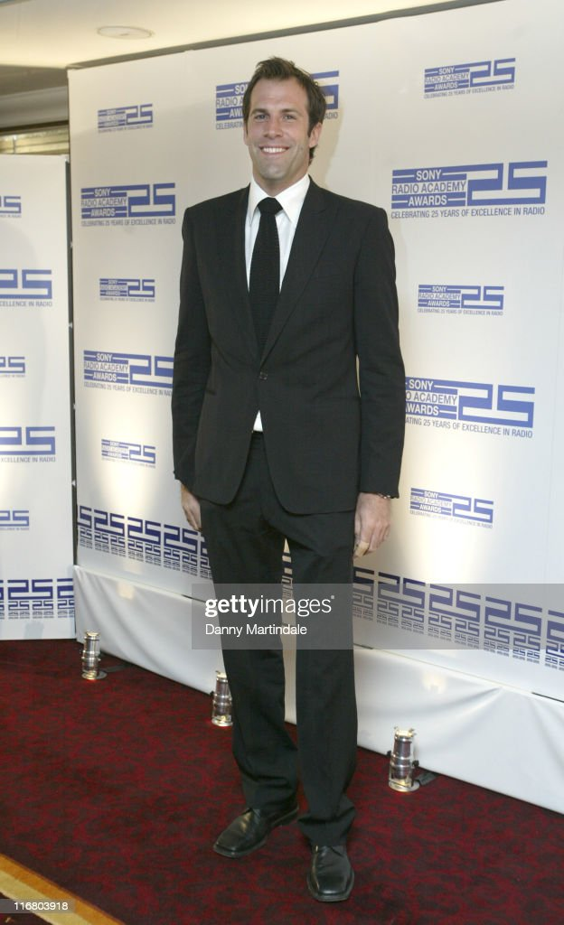 2007 Sony Radio Academy Awards - Arrivals