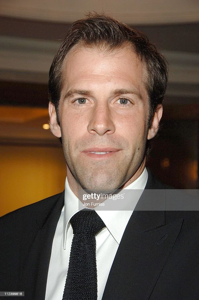Greg Rusedski during 2007 Sony Radio Academy Awards - Inside at Grosvenor House Hotel in London, Great Britain.