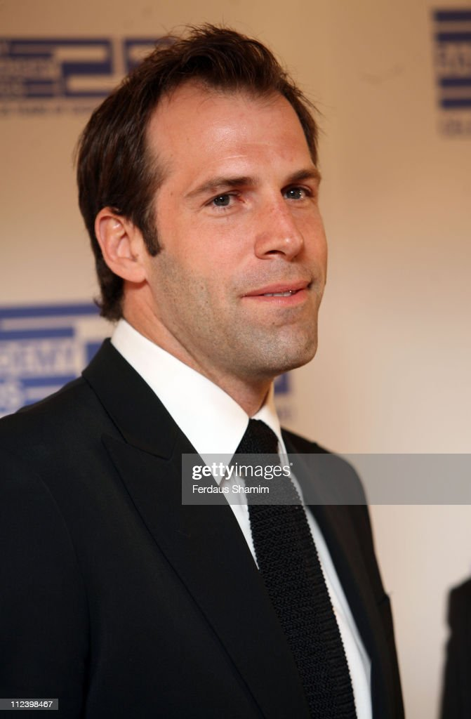 Greg Rusedski during Sony Radio Academy Awards 2007 - Outside Arrivals at Grosvenor House Hotel in London, United Kingdom.