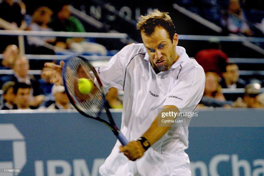 2002 US Open - Men's Second Round - Rusedski vs. Srichaphan