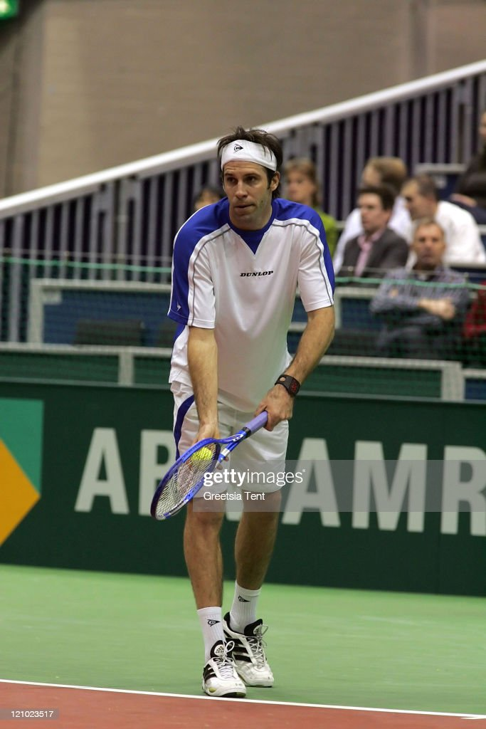 ATP Tour - 2006 ABN AMRO World Tennis Tournament - Second Round - Greg Rusedski