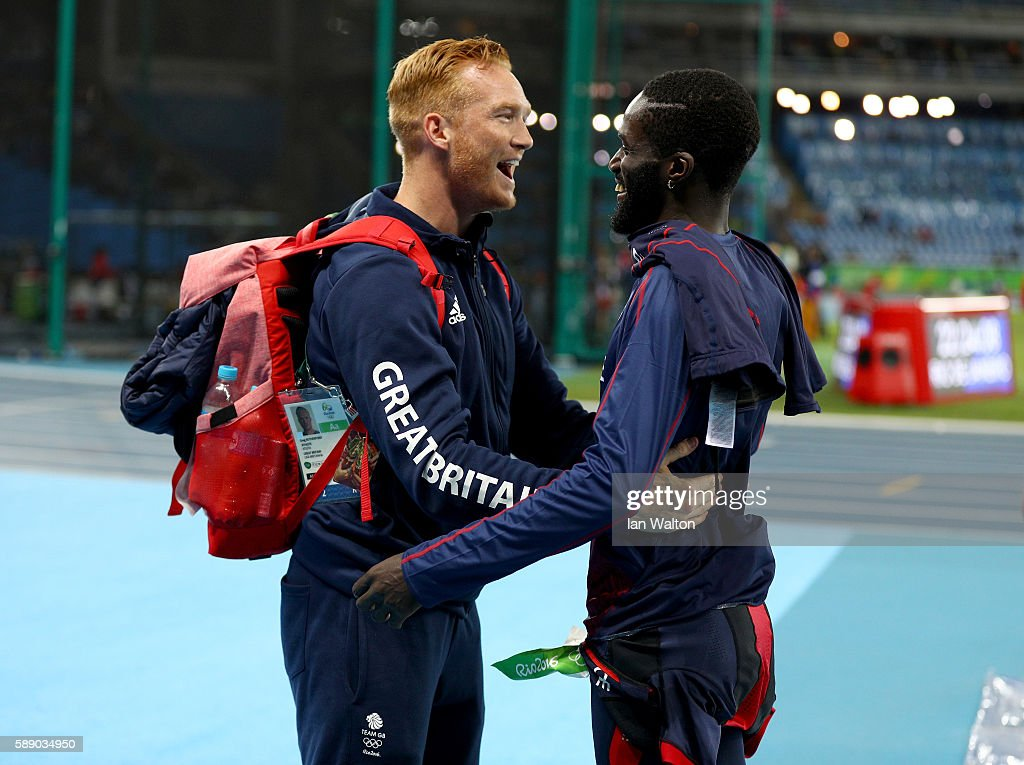 Athletics - Olympics: Day 7 : Nieuwsfoto's