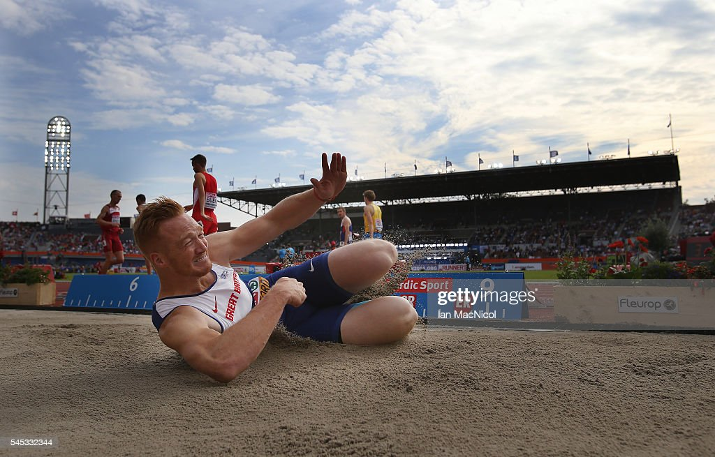 23rd European Athletics Championships - Day Two : News Photo