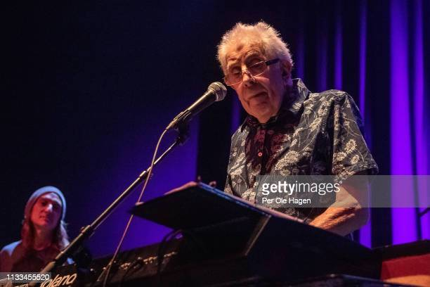 Greg Rzab and John Mayall perform at Rockefeller on March 3 2019 in Oslo Norway