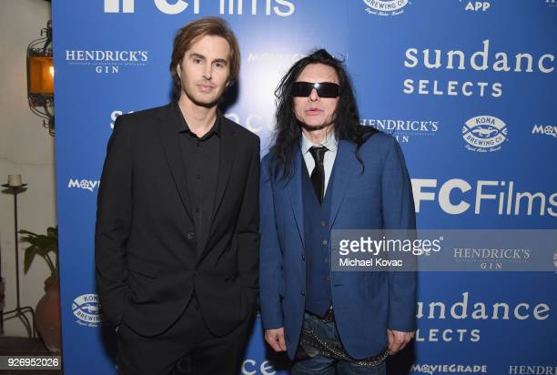 Greg Sestero and Tommy Wiseau attend the IFC Films Independent Spirit Awards After Party presented by MovieGrade App Hendricks Gin and Kona Brewing...