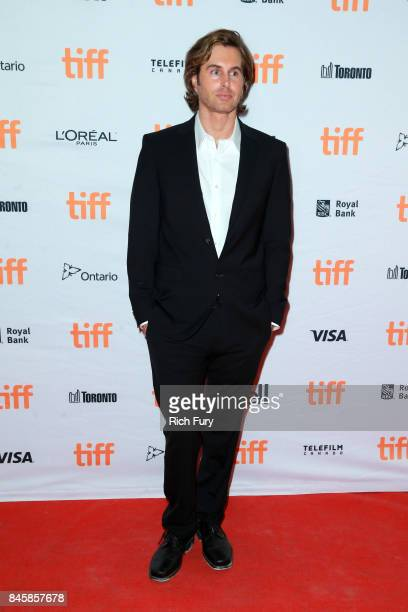 Greg Sestero attends The Disaster Artist premiere during the 2017 Toronto International Film Festival at Ryerson Theatre on September 11 2017 in...