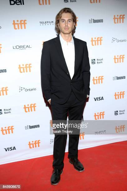 Greg Sestero attends 'The Disaster Artist' premiere during the 2017 Toronto International Film Festival at Ryerson Theatre on September 11 2017 in...
