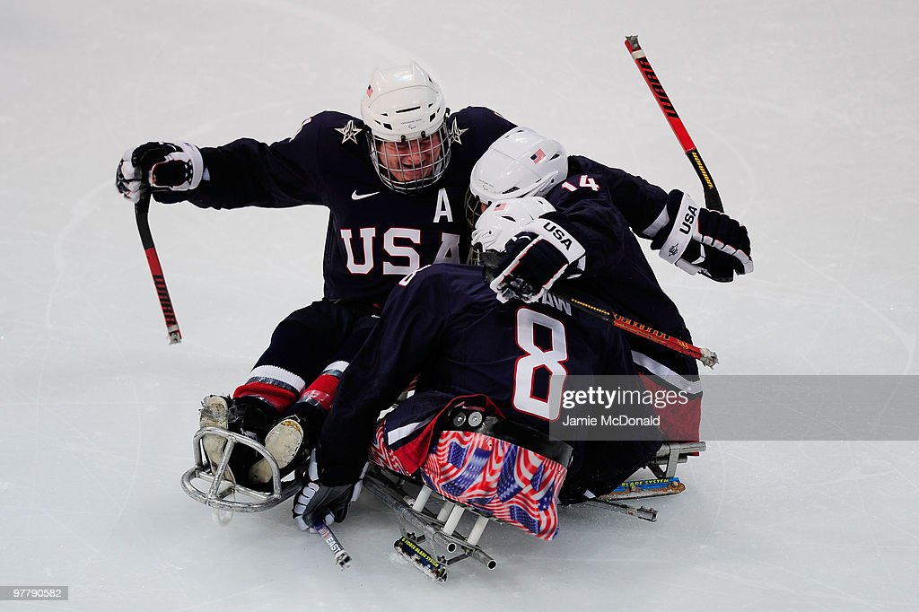 2010 Paralympic Games- Day 5 : News Photo