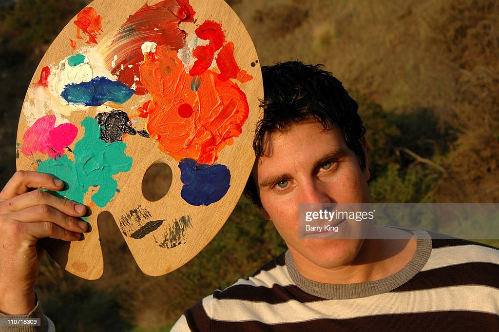 Greg Siff during Greg Siff Portrait Shoot - November 15, 2005 at Griffith Park in Los Angeles, California, United States.