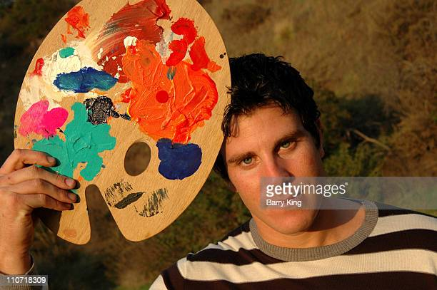 Greg Siff during Greg Siff Portrait Shoot November 15 2005 at Griffith Park in Los Angeles California United States